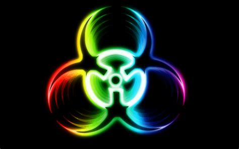 cool wallpaper symbols radioactive symbol wallpapers wallpaper cave