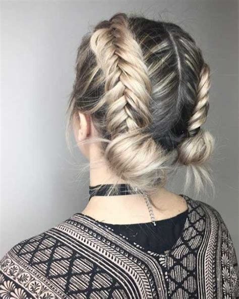 braid hairstyles for short hair videos braided short hairstyle because girls simply just like it