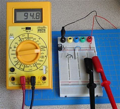 circuit test breadboard how to build transistor tester circuit diagram