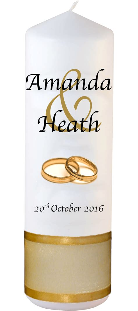 Wedding Gold Fonts by Wedding Candle Modern Font 1 Gold Rings