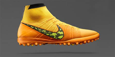 Nike Elastico footy news orange nike elastico superfly 14 15 boot unveiled