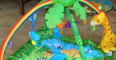 Rainforest Play Mat by Baby Bargains Fisher Price Rainforest Play Mat 35