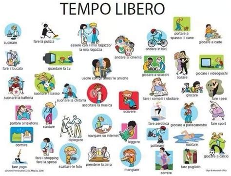 libero in spanish tempo libero italian pinterest learning italian