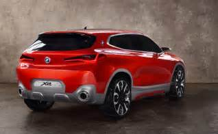 Bmw X2 Production Bmw X2 Will Retain Concept S Styling Ndtv