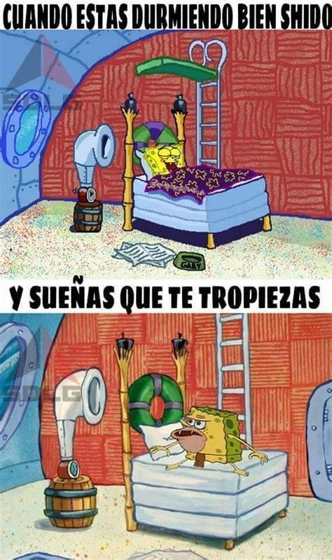 Meme De Bob Esponja