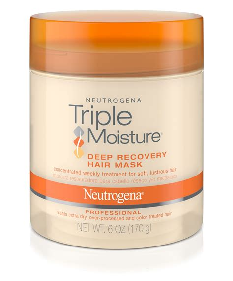 Review Neutrogena Moisture Hair Mask by Neutrogena Moisture 174 Recovery Hair Mask