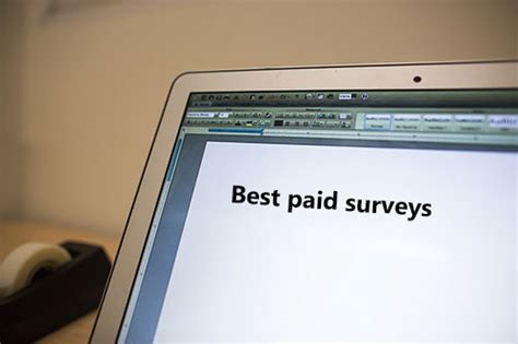 Survey Websites That Pay You - 20 best paid online survey websites that pay you 2018 updated