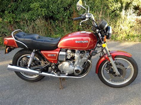 Suzuki Gs 850 Parts Suzuki Gs850g Restoration