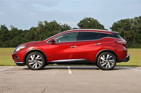 nissan murano 2016 2016 nissan murano driven picture 687617 car review