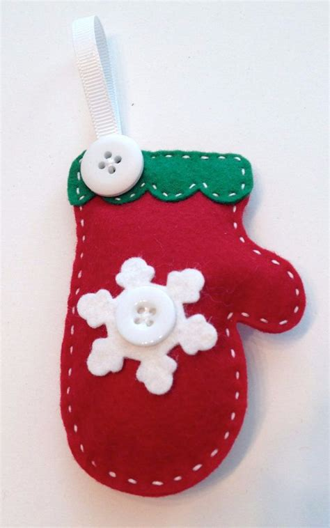 felt christmas decorations christmas lights card and decore