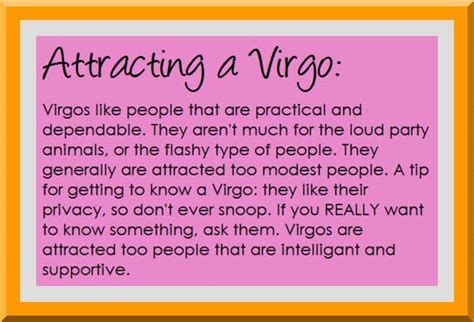 virgo love match