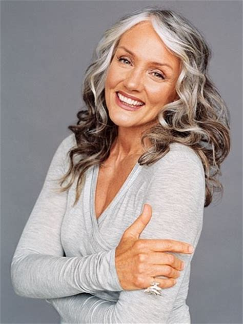 gray hair at 60 years model cindy joseph proves age is no barrier to beauty