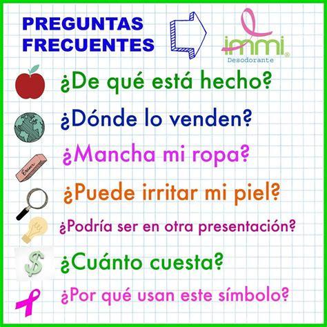 cadena de favores preguntas pin de verde a la mexicana en immi desodorante