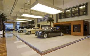 Roll Royce Dealer Rolls Royce Flagship Showroom Opens In Abu Dhabi