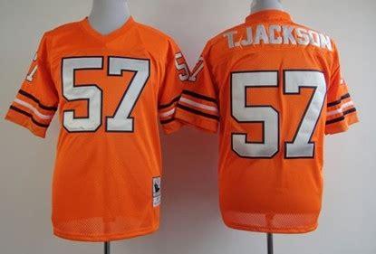 throwback orange tom jackson 57 jersey p 295 denver broncos 57 tom jackson orange throwback jersey on