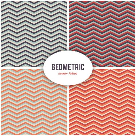 geometric pattern brushes seamless vector geometric patterns set photoshop vectors