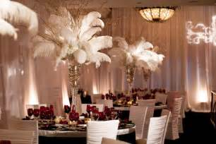 feathers for centerpieces wedding white feather wedding topiary centerpieces for