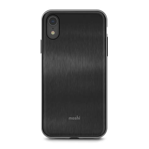 3 Iphone Xr Iphone Xr Shop Iphone Protection Black Iglaze By Moshi