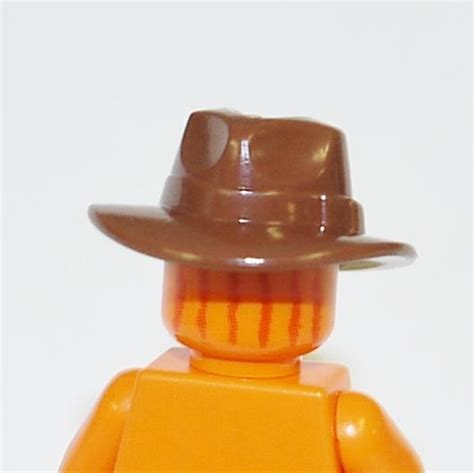Lego Headgear lego headgear indys hat headgear lego minifig parts