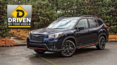 2019 Subaru Forester Sport by Driven 2019 Subaru Forester Sport