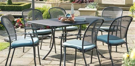 metal patio table and chairs uk contemporary garden furniture luxury kettler official site