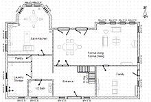 architectural plans for homes architectural plan