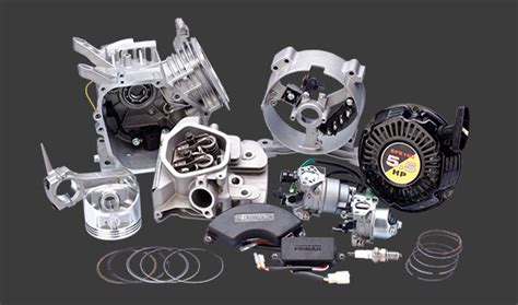Spare Part Genset promptex enginnering ltd