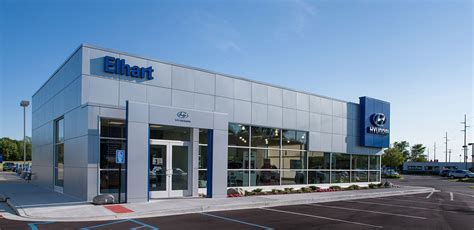 Elhart Hyundai service car dealership in mi elhart hyundai