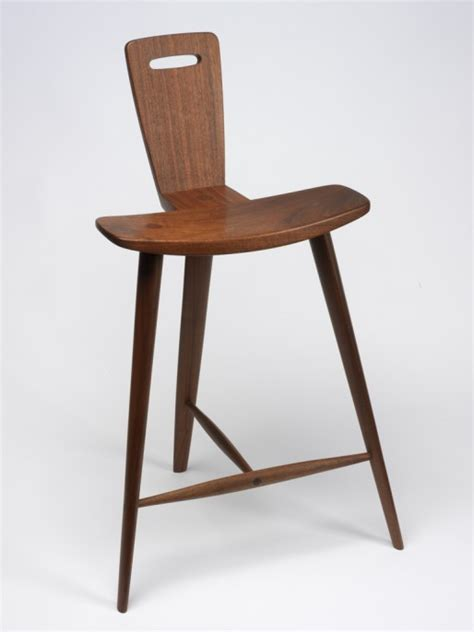 Miniature 3 Legged Stool by The Story The Iconic Tage Frid Stool