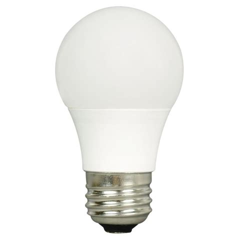 Shop Utilitech 60 W Equivalent Dimmable Warm White A15 Led A15 Led Light Bulb