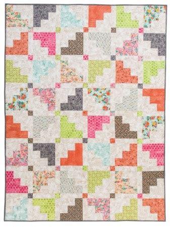 Quarter Five Quilt Book by Seams Like A Quilt Designs 75 Quarter