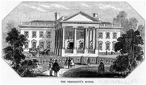 What President Gave The White House Its Name by Did George Washington Live In The White House The