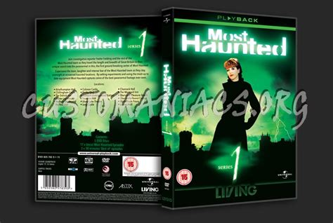 most haunted series 1 dvd cover dvd covers labels by