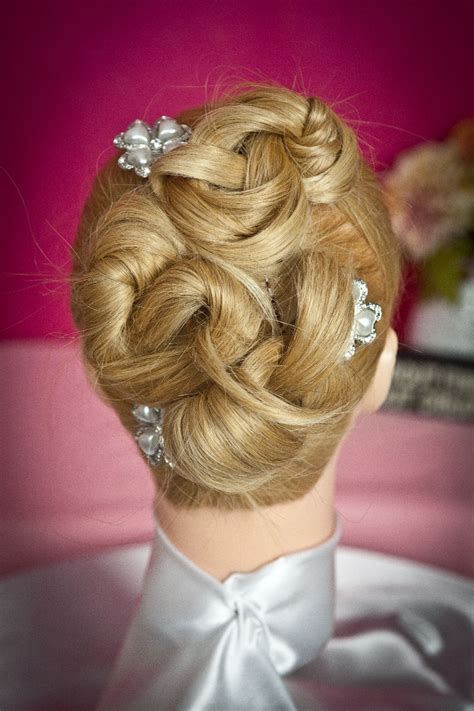 pin by hairsbychristine frank on do it yourself updos prom hair updos fancy hairstyles