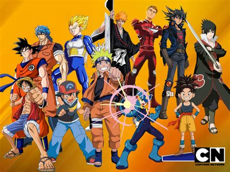 Anime Network by The Gallery For Gt Network Anime Shows