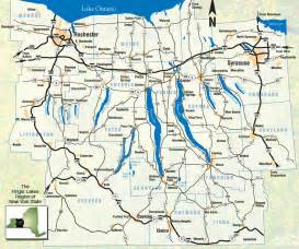 Finger Lakes New York Map by Big Rig Resorts 12 Reasons To Visit New York S Finger Lakes