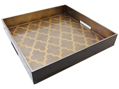 decorative serving trays for ottomans decorative trays for ottoman wunderley sb31 ottoman tray