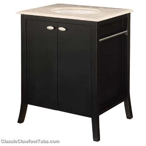 3 Foot Bathroom Vanity 28 Quot Bathroom Vanity Classic Clawfoot Tub