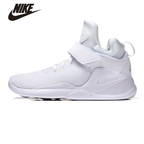 mens white nike sneakers aliexpress buy nike kwazi s running shoes white