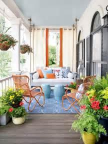 yard porch decorating ideas porch design and decorating ideas hgtv