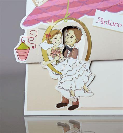 imagenes deslizantes html invitacion de boda por fin nos casamos