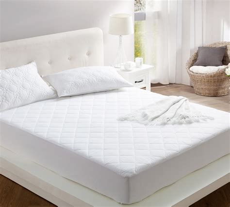 Cotton Filled Mattress Pad by 100 Cotton Fill All Around Cotton Xl Mattress Pad