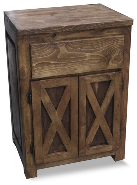 Farm Table Vanity by Small Farmhouse Vanity With X Doors 24x20x32 Farmhouse Bathroom Vanities And Sink Consoles