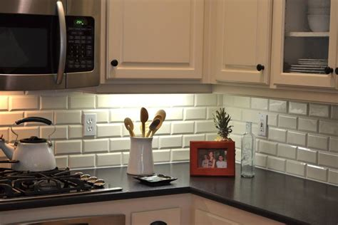 Small Subway Tile Backsplash Home Depot Smith Design Home Depot Backsplash For Kitchen