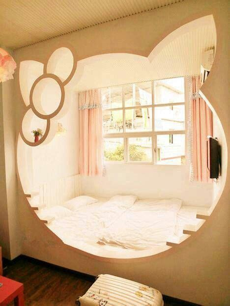 hello kitty accessories for bedroom hello kitty bedroom kawaii kawaii decor pinterest