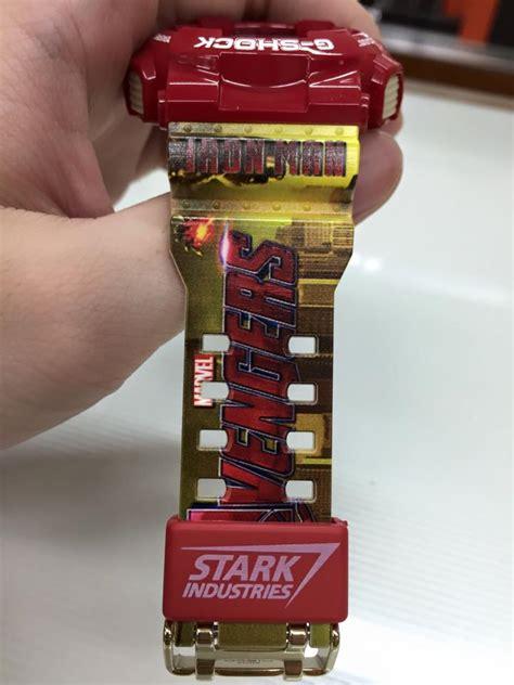 G Shock Ironman live photos g shock ironman ga 110cs 4