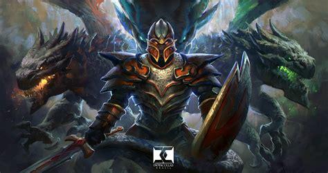dota 2 wallpaper dragon knight dragon knight dota 2 by mikeazevedo on deviantart