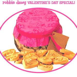 Valentines Day Treats Product by Puppy Treats From Robbie Dawg Special Offer