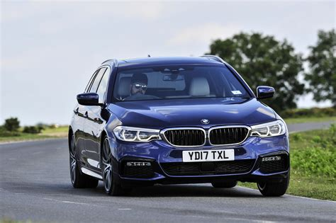 bmw five bmw 5 series touring review capability and practicality