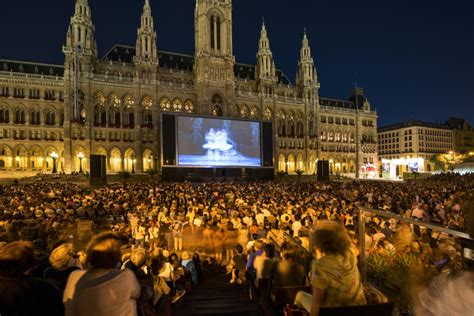 Soak In The Amazing Summer Festivals Of Vienna With The